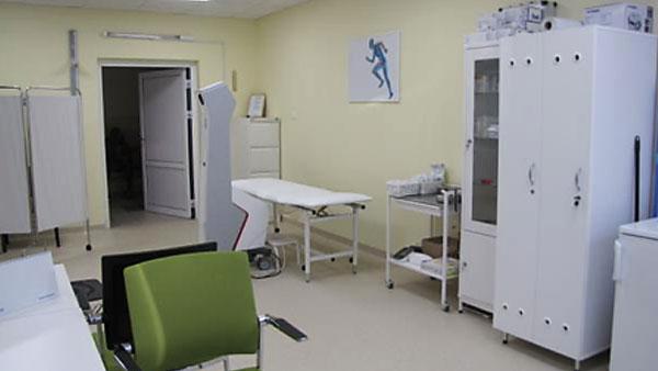 Súkromná ortopedická ambulancia Záhradnícka